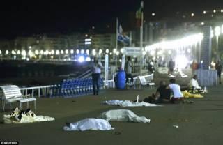 Ответственность за теракт в Ницце взял ИГИЛ